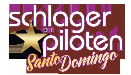 Die Schlagerpiloten - Santo Domingo Logo