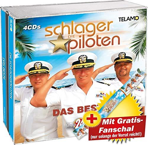 Die Schlagerpiloten - Das Beste (4er CD Box)